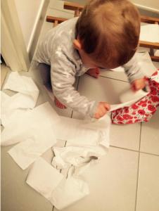 Aaaah le papier toilette !
